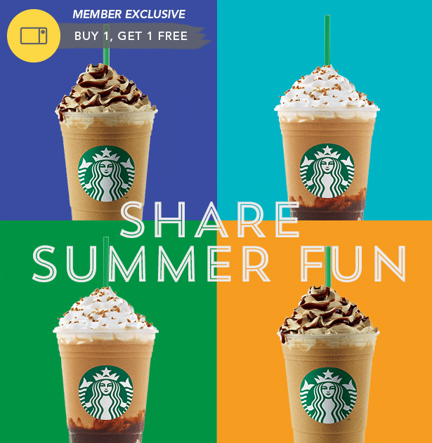 FREE Starbucks star codes