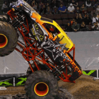 Orange County Fair Events + Monster Trucks