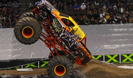 monster trucks costa mesa