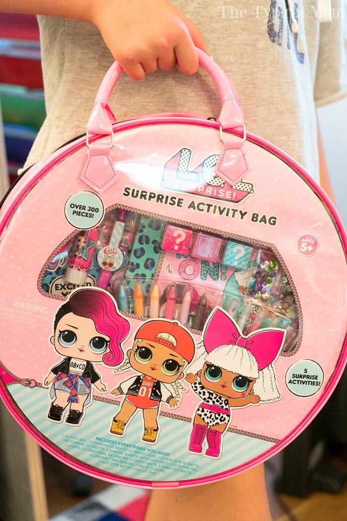 lol activity bag