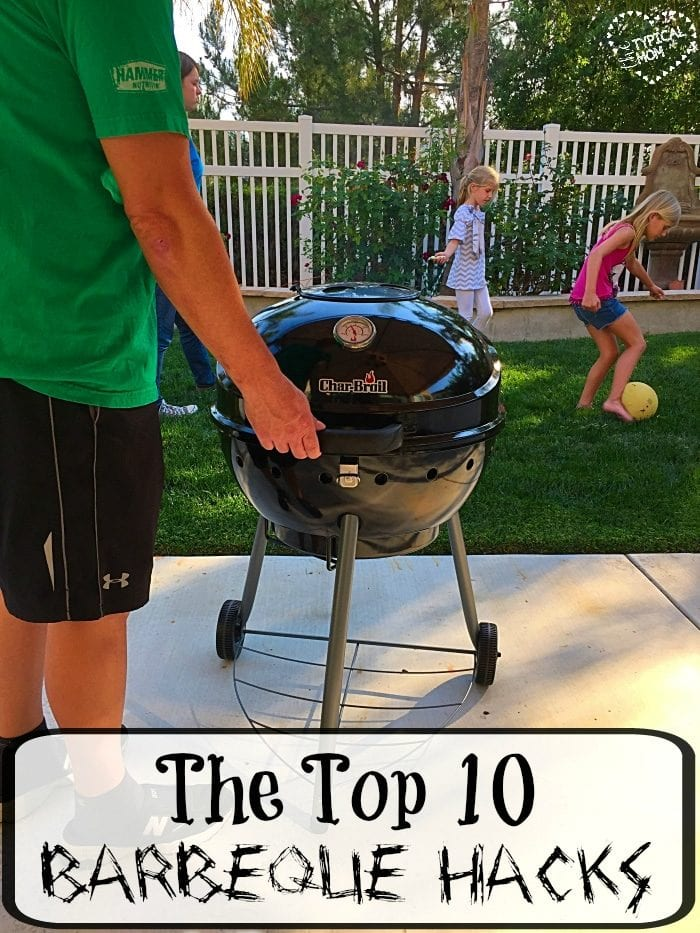 top 10 barbeque hacks