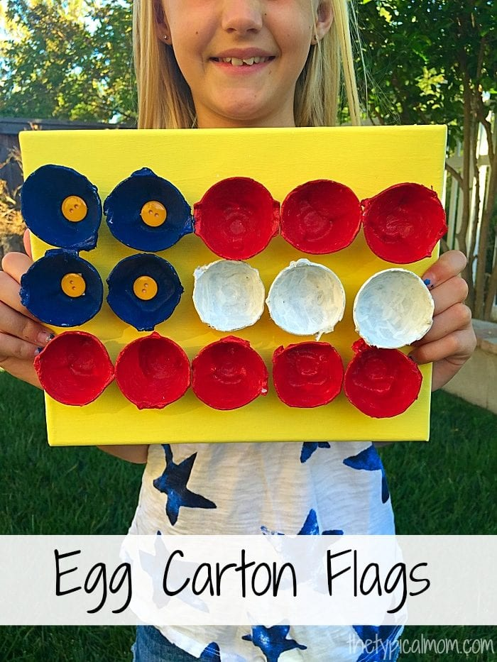 crafts with egg cartons