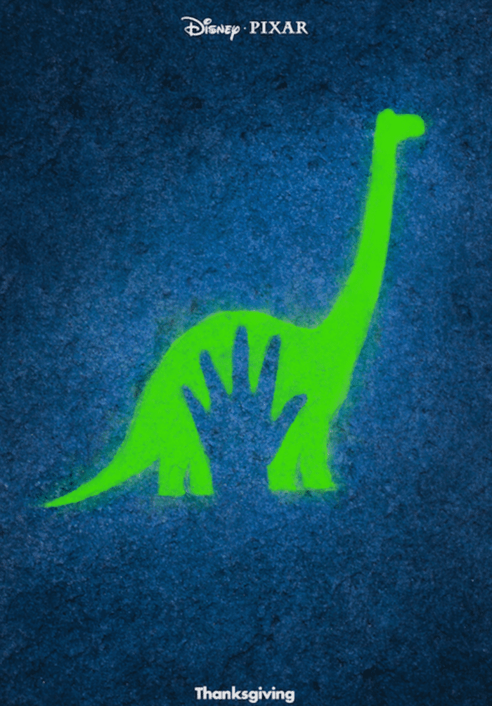 The Good Dinosaur trailer from #disney is here.