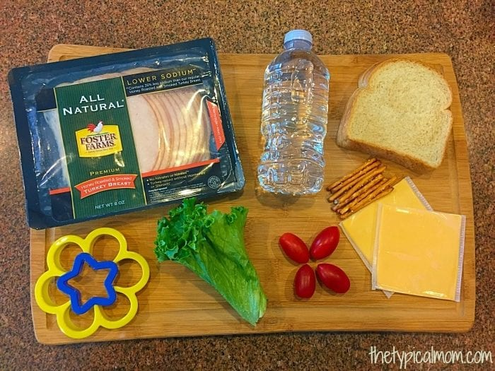 FUN lunchtime ideas for kids