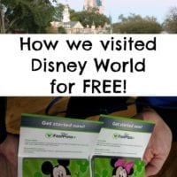 How to visit Disney World for Free