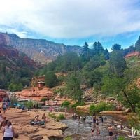 Slide Rock Sedona Arizona