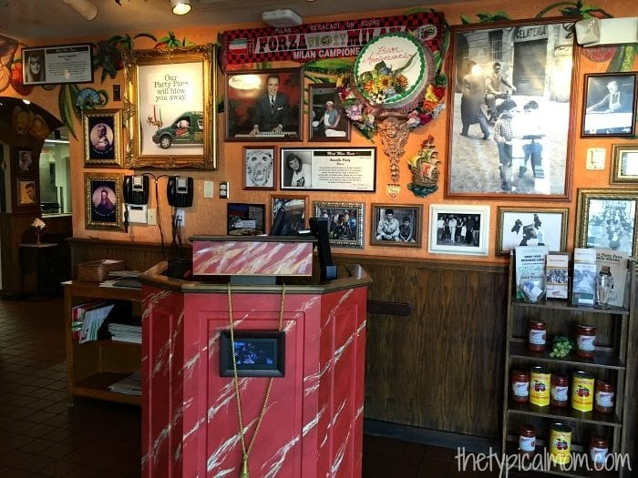 Restaurants Italian Near Me: Buca Di Beppo 4 For $40 Meal Deal · The Typical Mom