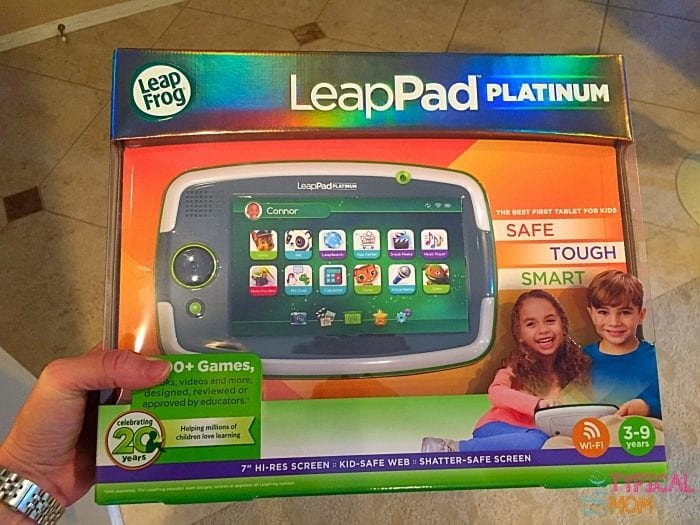 LeapPad Platinum review