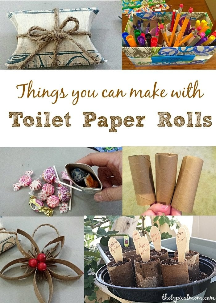 what can i make out of toilet paper rolls 28 images