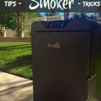 Electric Smoker Recipes
