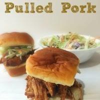 Pork Butt Crockpot Recipe