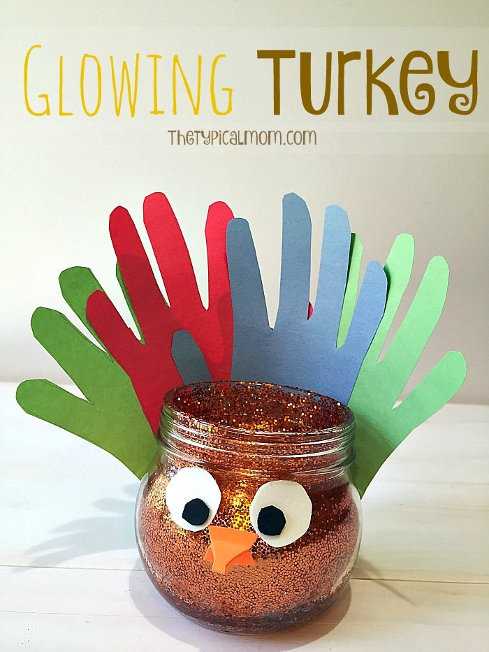Easy Thanksgiving Crafts 183 The Typical Mom