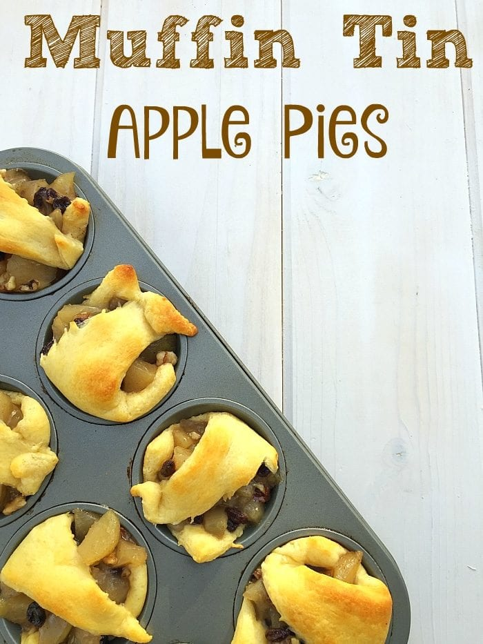 Recipe For Mini Apple Pies 183 The Typical Mom