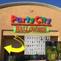 Nickelodeon all the way at Party City