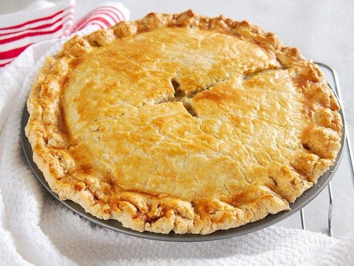 Simple Chicken Pot Pie Recipe