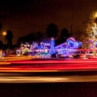 Bainbridge Circle Murrieta Neighborhood Christmas Lights
