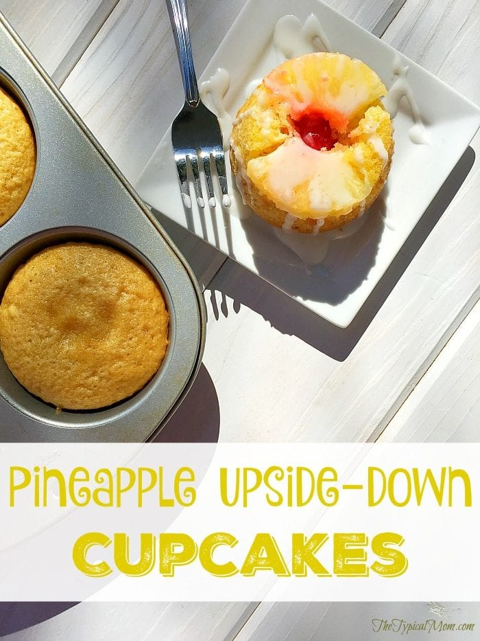Pineapple Upside Down Cake Recipe In Muffin Pan