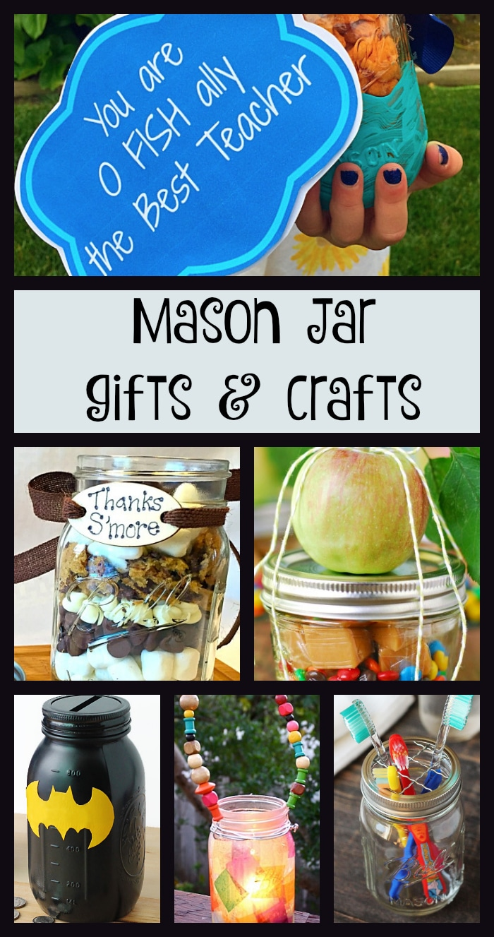 Crafts using mason jars the typical mom for Jar crafts for gifts