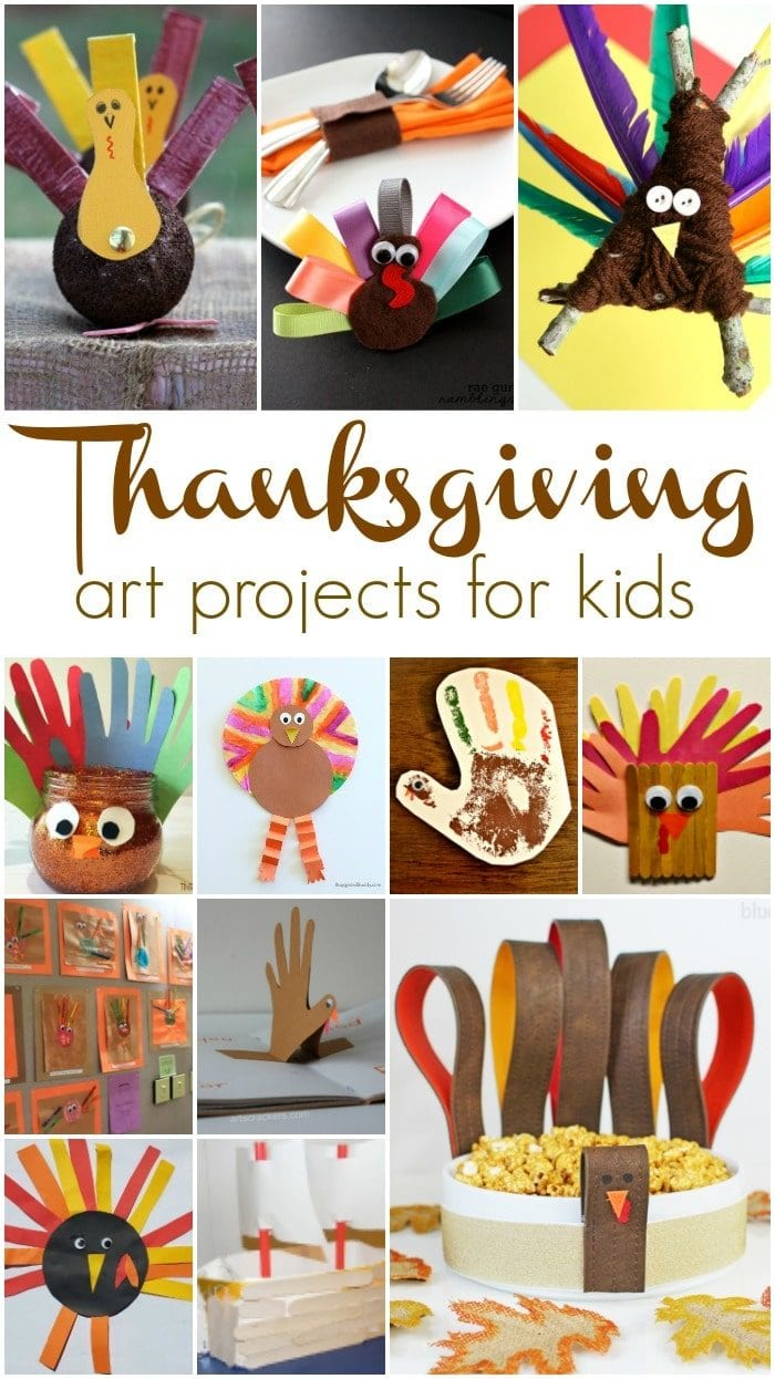 Classroom Pledge Ideas ~ Easy thanksgiving crafts · the typical mom
