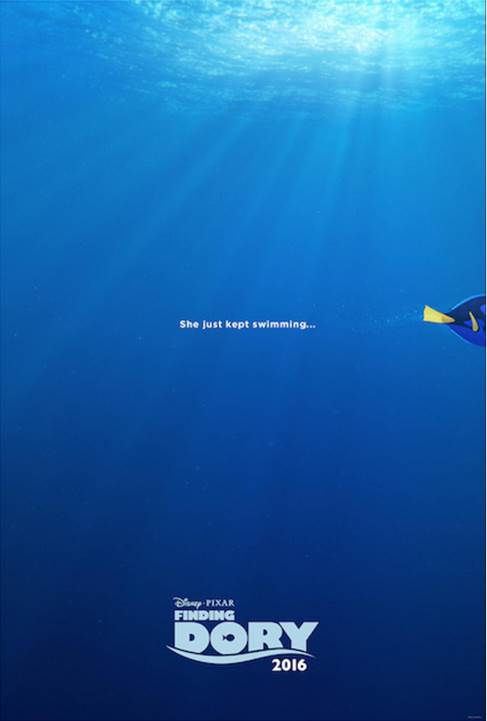 Disney Pixar's Finding Dory trailer and poster! #findingdory