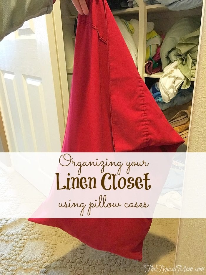 How to organize your closet.