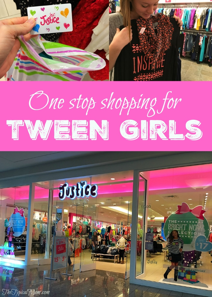 Justice Store For Girls 183 The Typical Mom