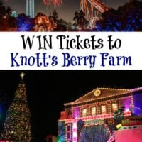 Knott's Berry Farm New Year's Eve + Deal