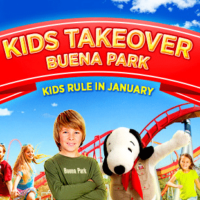 Kids FREE admissions in January