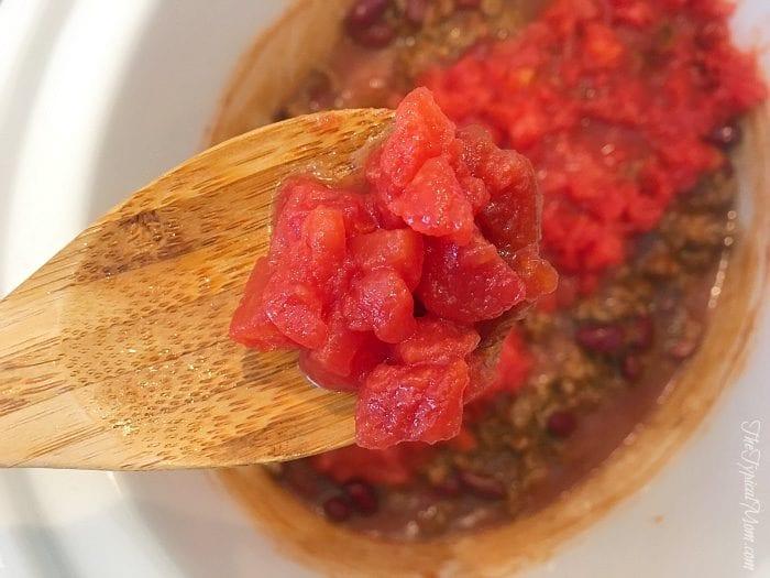 dump chili