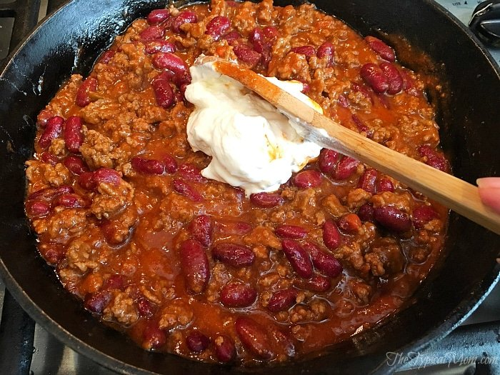 Chili dip recipe