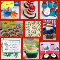 Dr.Seuss party food