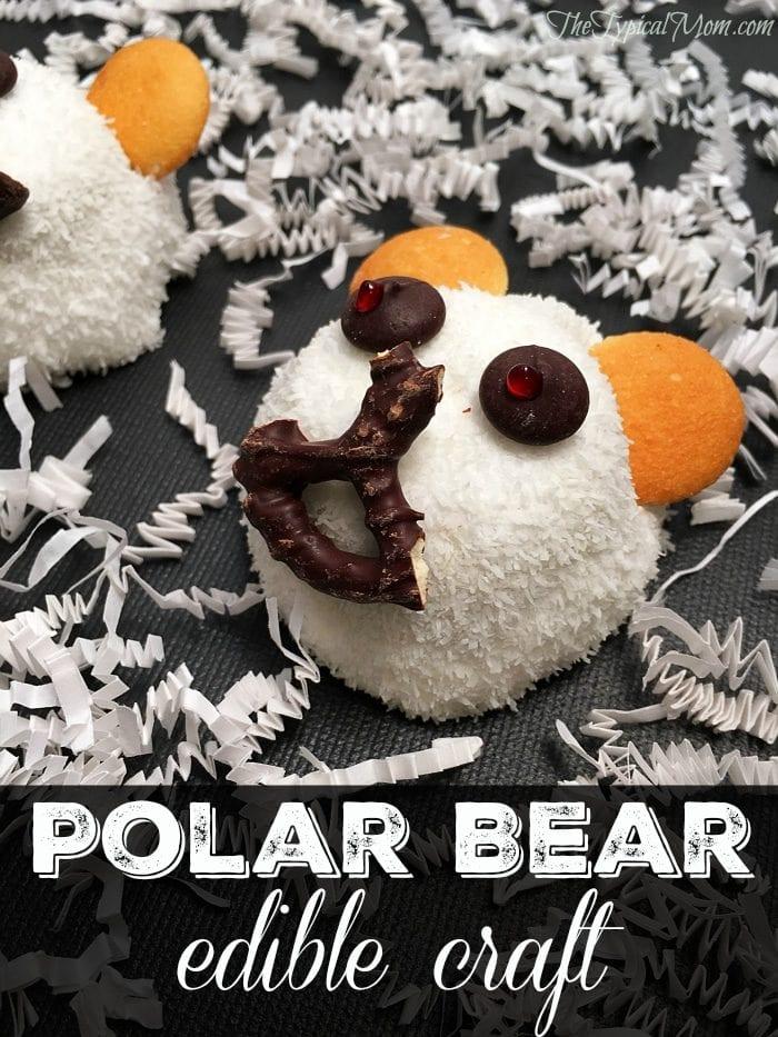 Polar Bear Crafts The Typical Mom