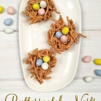 Easy Butterscotch Haystacks Dessert