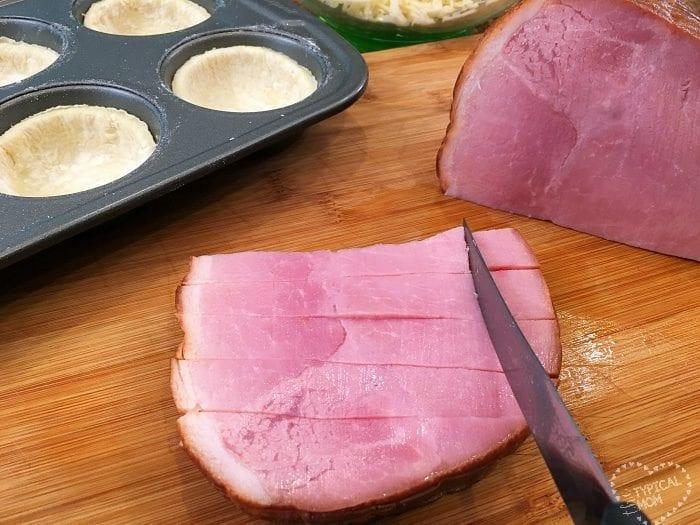 Easy leftover ham recipe