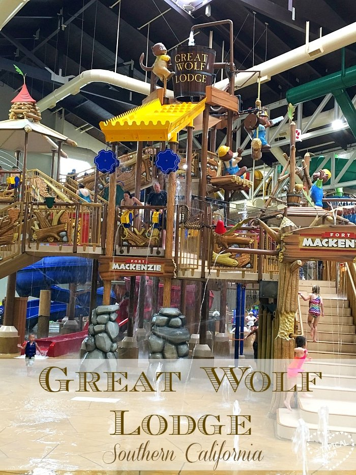 Great Wolf Lodge Southern California The Typical Mom