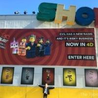 The LEGO® Movie™ 4D
