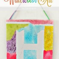 2 Easy Watercolor Painting Ideas