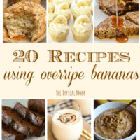26 Overripe Banana Recipes