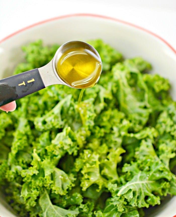 Easy Kale Chips Recipe