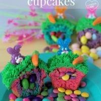How to Make Pinata Cupcakes