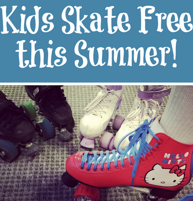 free roller skating program