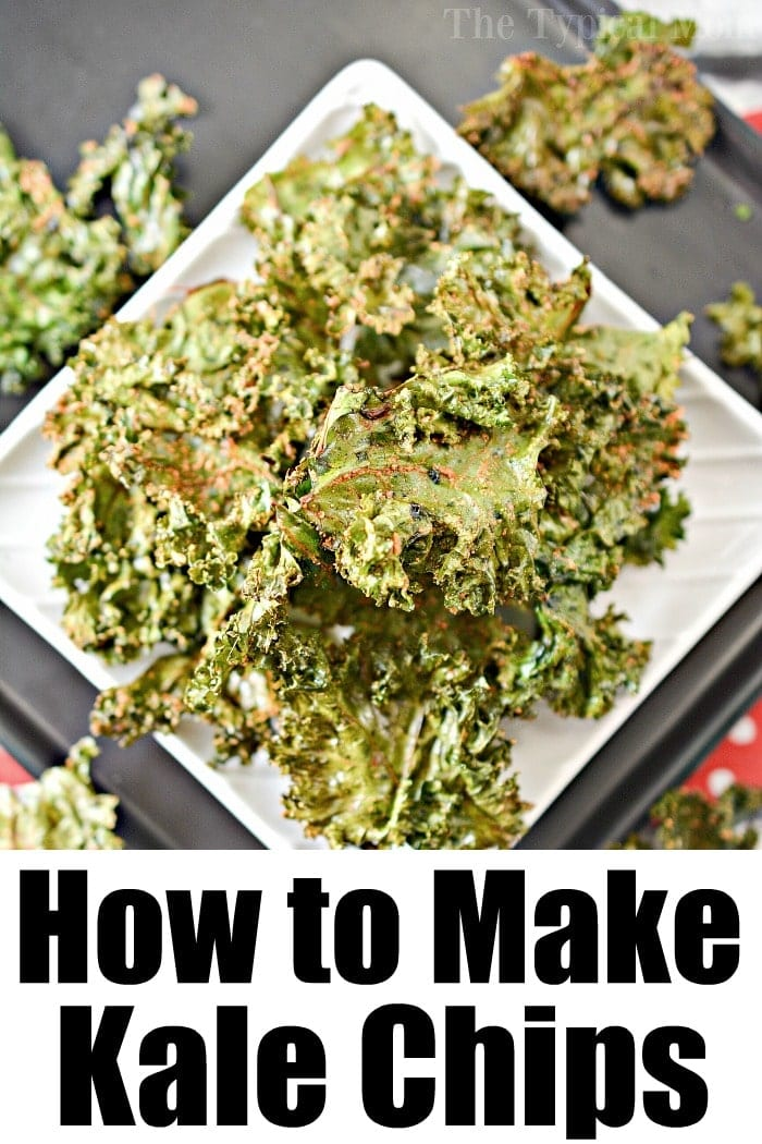 recipe for kale chips