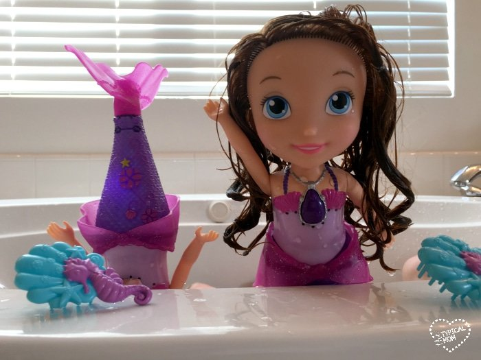Sofia The First Mermaid 183 The Typical Mom