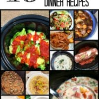 40 Easy Slow Cooker Recipes