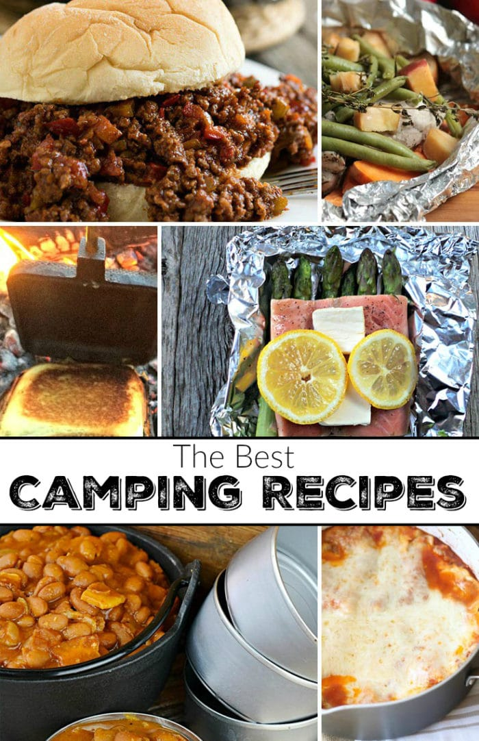 No Cook Camping Food Ideas