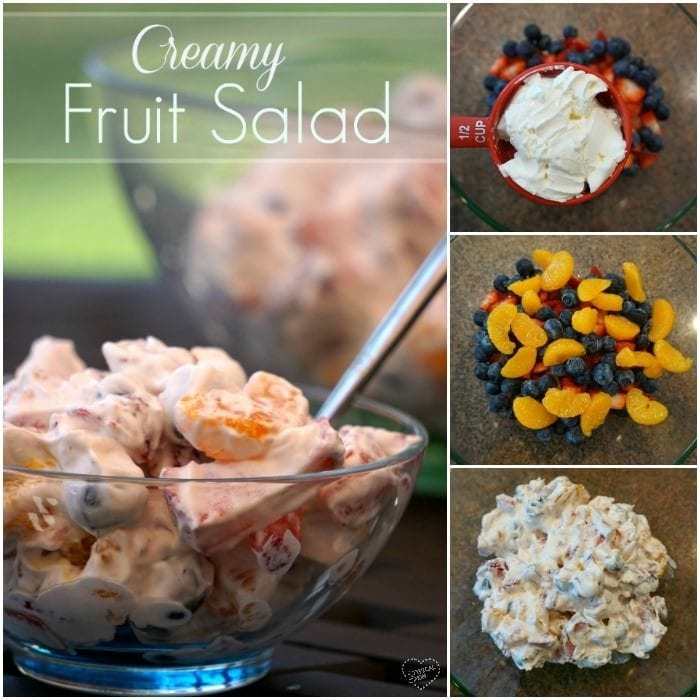 Easy Fruit Salad · The Typical Mom