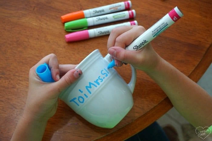 Easy sharpie art projects
