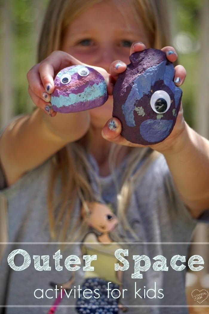 outer space activities for kids
