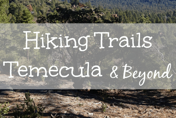 hiking in temecula