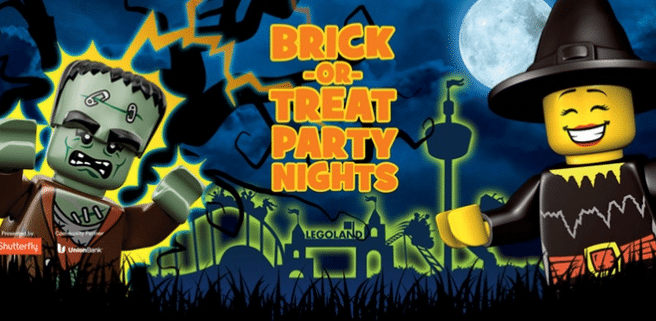 legoland brick or treat deal